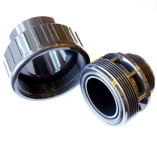 Pvc union quot o ring poolklor